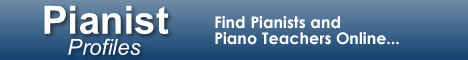 PianistProfiles.com - Find Pianists and Piano Teachers Online